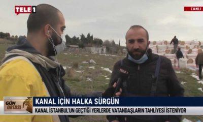 Çiftçilere 'Kanal İstanbul' tebligatı gitti: Bu işi de elimizden alırlarsa aç kalırız