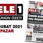 Çıplak aramanın suç duyuruları. İkinci ele vergi yolda. İstanbul'a kötü haber. Avukata soruşturma. Grev bitti. Trump'tan defalarca ne istendi?. İstifa etti. 28 Şubat 2021 Günün Özeti