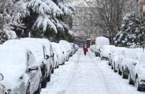 Meteoroloji hava sıcaklığıdaki ani düşüşe dikkat çekti! Hafta boyu kar var