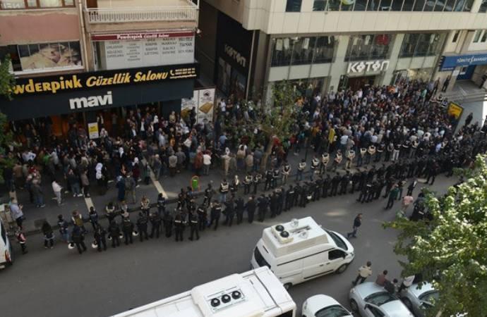 CHP'li Tanrıkulu rapor hazırladı: Kayyum selayı yasaklattı
