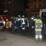 Karaman'da 2 otomobil çarpıştı 5 yaralı