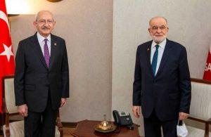 Kılıçdaroğlu ve Karamollaoğlu'ndan ortak anayasa açıklaması