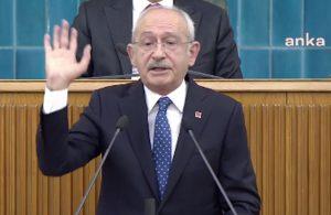 Kılıçdaroğlu: 13 şehidimizin sorumlusu Recep Tayyip Erdoğan'dır
