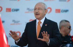 CHP Genel Başkanı Kemal Kılıçdaroğlu sahaya iniyor