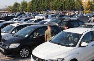 İkinci el otomobil piyasasında sert düşüş