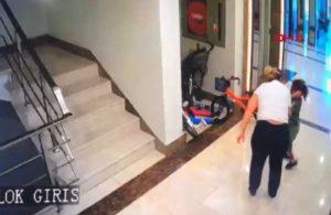 Komşusunun çocuklarını döven kadın için istenen ceza belli oldu