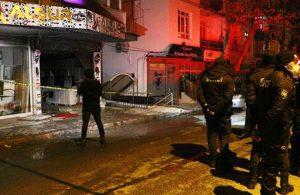 Kundakladıkları dükkanın sahibini görüntülü arayıp yangını izlettiler