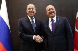 Rus Dışişleri'nden Lavrov ile Çavuşoğlu görüşmesine ilişkin açıklama