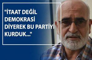 AKP'yi Trabzon'da kuran isim isyan etti