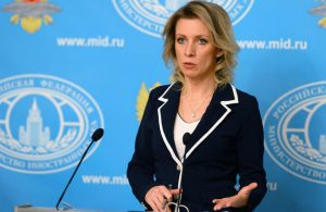 Zaharova: Navalnıy'ın kurduğu Vakfı'n temsilcileri, NATO talimatıyla hareket eden ajanlardır