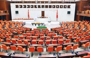 AKP'nin kanun teklifi muhalefetin oylarıyla reddedildi