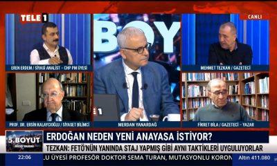 Mehmet Tezkan: İkinci büyük korku dalgası geliyor