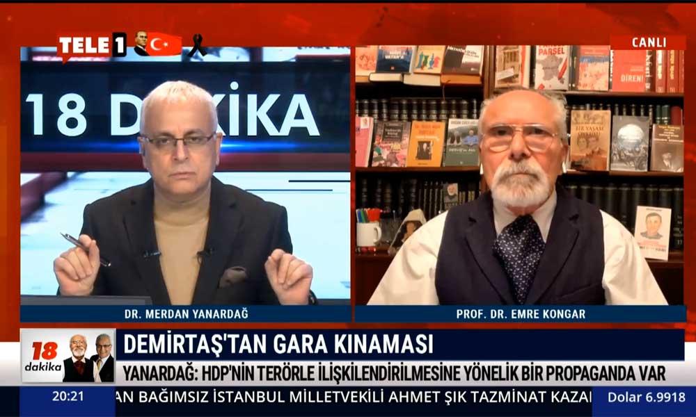 Merdan Yanardağ: Bahçeli, MHP fabrika ayarlarına geri dönüyor