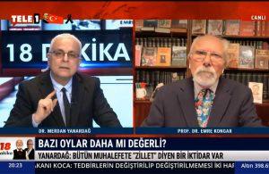 Merdan Yanardağ'dan BBP'li Destici'nin açıklamalarına 'Mehmet Akif'li yanıt