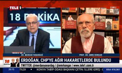 Merdan Yanardağ, Erdoğan'ın muhalefete sövgülerini tek tek sıraladı: 'Bunları biz söylemiyoruz'