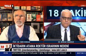 Merdan Yanardağ: AKP, Türkiye'yi zimmetine geçirdi de bizim mi haberimiz yok?