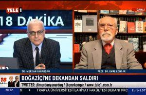 Merdan Yanardağ: Türkiye Orta Çağ'a doğru sürüklenirken Uzay Çağı başlatamaz