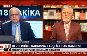 Merdan Yanardağ: AKP iktidarı ağır yenilgi aldı