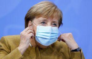 Merkel: Virüsü birlikte yeneceğiz
