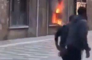 Mersin Belediyesi'ne saldırı!