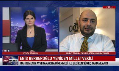 Berberoğlu'nun avukatı Ergün: Tartışılması gereken yerel mahkemenin…