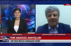 Mustafa Balbay: Erdoğan, bunu başarabilirse erken seçime gider – TELE1 ANA HABER