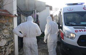 Sinop'da mutasyonlu koronavirüs alarmı: 5 katlı apartman karantinaya alındı