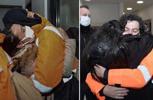 Korsanlar tarafından kaçırılan 15 Türk denizci Türkiye'de