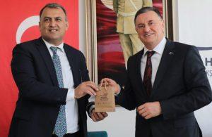 Kenan Nuhut'dan CHP Hatay ve Lütfü Savaş'a ziyaret