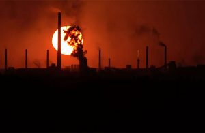 Ukrayna'da termik santralde patlama: Müdahale devam ediyor