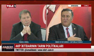 CHP'li Ömer Fethi Gürer: Bakan Pakdemirli'nin yerinde olsam utanırdım – HABERE DOĞRU