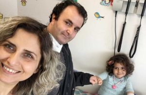 Öykü Arin'in annesi: Yanak içi sürüntü kiti Türkiye'ye de gelsin