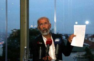 İstanbul seçimleri öncesi İmralı'ya giden Özcan: O gün Öcalan ve Ali Kemal Özcan dinlenseydi…