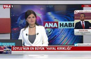 CHP'li Özgür Özel: Duble yolları Erdoğan, Oslo görüşmelerini devlet yapar – TELE1 ANA HABER