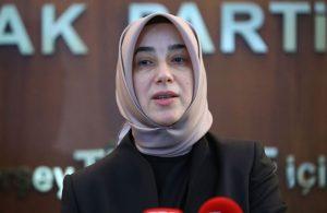 İktidara yakın baro, AKP'li Özlem Zengin'i hedef aldı