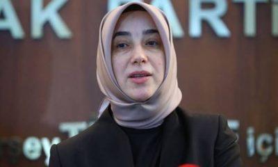AKP'li Özlem Zengin: Bir terör örgütü tarafından hedef gösteriliyorum