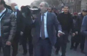 Ermenistan'da darbe girişimi