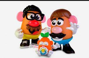 İkonik oyuncaklardan toplumsal cinsiyet eşitliği adımı: Artık sadece Patates kafa!