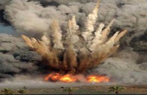 Mogadişu'da şiddetli patlama!