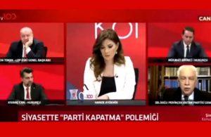 """Perinçek'in """"Güneydoğu'da HDP eriyor, Vatan Partisi büyüyor"""" sözleri ti'ye alındı: Bize de geliyor bilgi"""