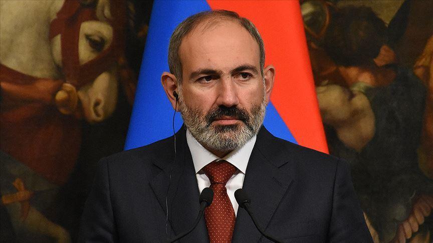 Cumhurbaşkanı Sarkisyan, darbe girişiminde bulunan Genelkurmay Başkanı'nın görevden alınmasını veto etmişti, Paşinyan'dan flaş hamle