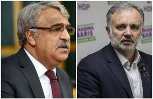 HDP Eş Genel Başkanı Sancar'dan 'yeni parti' iddialarına yanıt