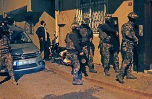 İstanbul'da PKK operasyonu: 11 tutuklama