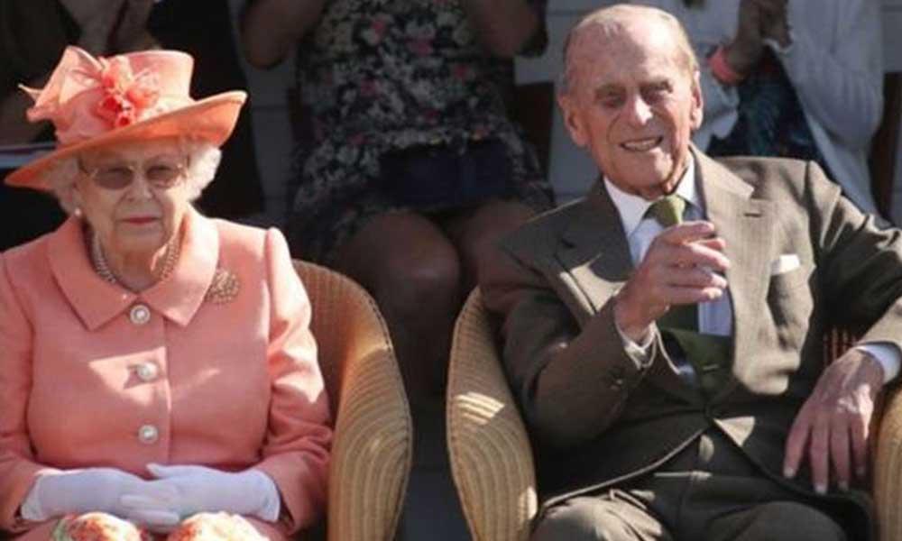 İngiltere Kraliçesi'nin eşi Prens Philip hastaneye kaldırıldı