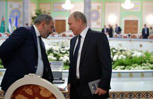 Putin ve Paşinyan, Karabağ anlaşması ile ilgili görüşme yaptı