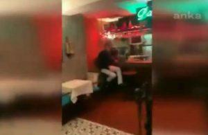 Yemek servisi yapan iki restorana ve müşterilere 10 bin 538 lira para cezası