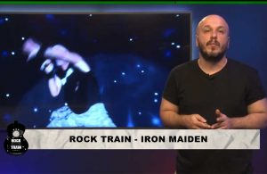 Rock Train'in konuğu Iron Maiden