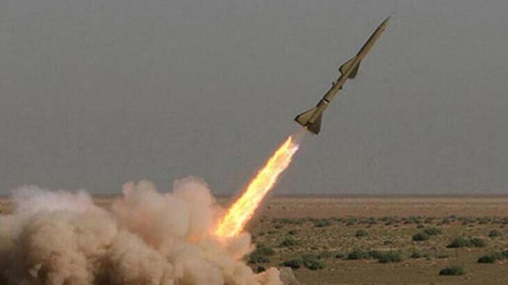 Bağdat'ta roketli saldırı!