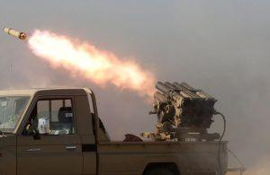 Irak'taki NATO üssüne roketli saldırı