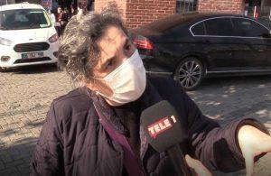 TELE1'in mikrofon uzattığı yurttaştan 'AKP' çıkışı: Onlar da teröristlik mi yapıyordu?'